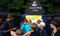 Geocaching auf dem Bula
