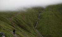 Ben Nevis im Nebel