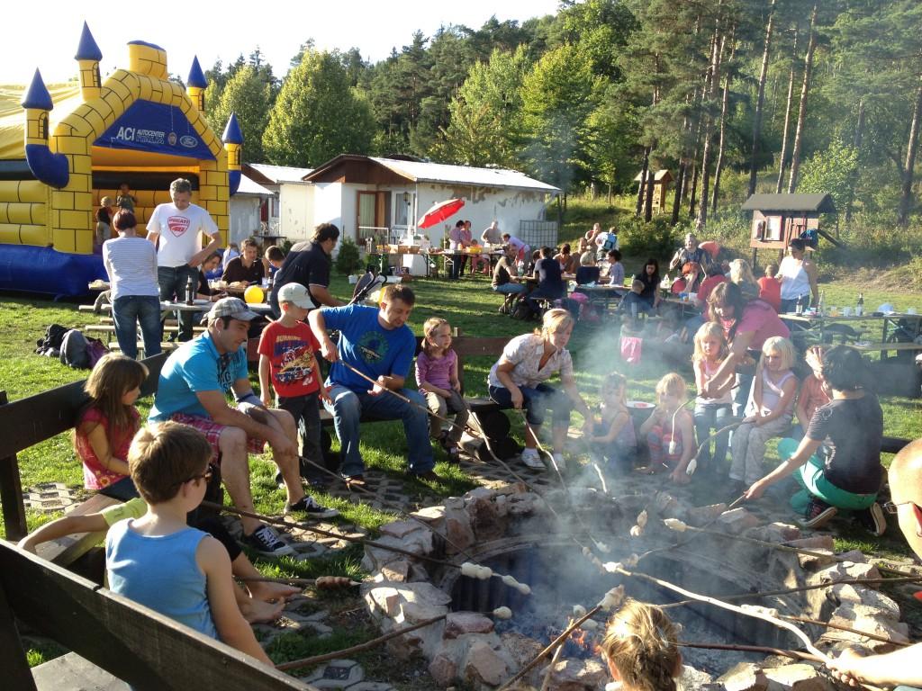 Kinderfest im Pfadfinderzentrum